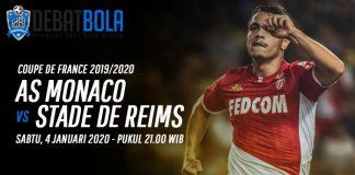 Prediksi Monaco vs Reims 4 Januari 2020