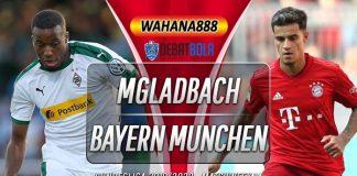 Prediksi Monchengladbach vs Bayern Munchen 7 Desember 2019