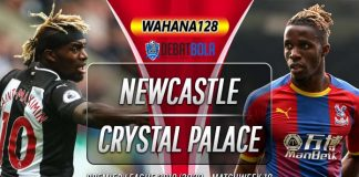 Prediksi Newcastle vs Crystal Palace 21 Desember 2019