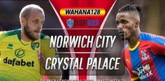 Prediksi Norwich City vs Crystal Palace 2 Januari 2020