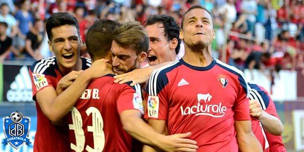 Prediksi Osasuna vs Sevilla 9 Desember 2019 1