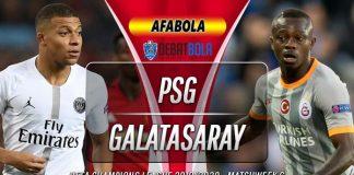 Prediksi PSG vs Galatasaray 12 Desember 2019