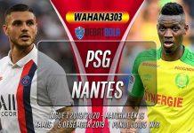Prediksi PSG vs Nantes 5 Desember 2019
