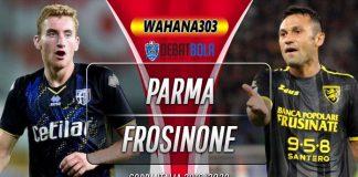 Prediksi Parma vs Frosinone 6 Desember 2019