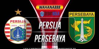 Prediksi Persija vs Persebaya 17 Desember 2019