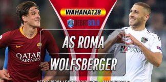 Prediksi Roma vs Wolfsberger 13 Desember 2019