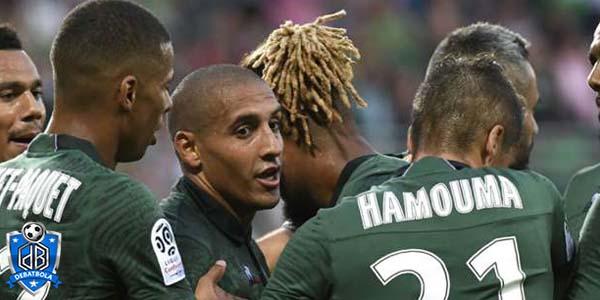 Prediksi Saint Etienne vs Nice 5 Desember 2019