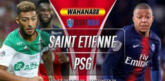 Prediksi Saint Etienne vs PSG 16 Desember 2019