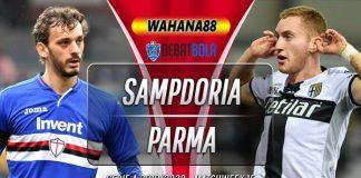 Prediksi Sampdoria vs Parma 9 Desember 2019