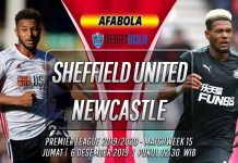 Prediksi Sheffield United vs Newcastle 6 Desember 2019