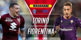 Prediksi Torino vs Fiorentina 8 Desember 2019