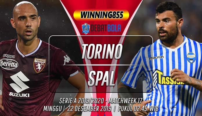 Prediksi Torino vs SPAL 22 Desember 2019