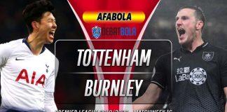 Prediksi Tottenham Hotspur vs Burnley 7 Desember 2019