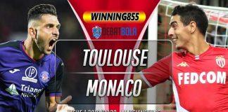 Prediksi Toulouse vs Monaco 5 Desember 2019