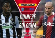 Prediksi Udinese vs Bologna 5 Desember 2019