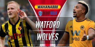 Prediksi Watford vs Wolves 1 Januari 2020