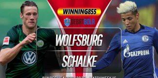 Prediksi Wolfsburg vs Schalke 19 Desember 2019