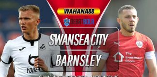 Prediksi Swansea City vs Barnsley 29 Desember 2019