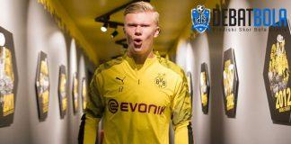 Alasan Haaland Pilih Dortmund Ketimbang MU dan Juve