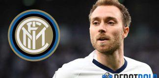 Eriksen Selangkah Lagi Jadi Pemain Baru Inter