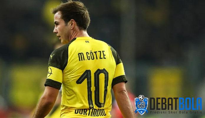 Liga-Jerman-Borussia-Dortmund-Mario-Gotze