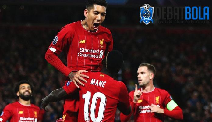Liverpool Bukan Cuma Jago, Tapi Juga Beruntung 1