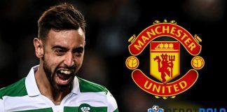 Manchester United Akhirnya Rampungkan Transfer Bruno Fernandes