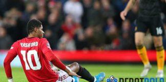Marcus Rashford Cedera Serius, United Intip Pemain Baru