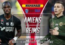 Prediksi Amiens vs Reims 16 Januari 2020