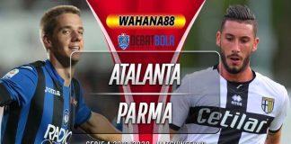 Prediksi Atalanta vs Parma 6 Januari 2020