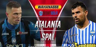 Prediksi Atalanta vs SPAL 21 Januari 2020