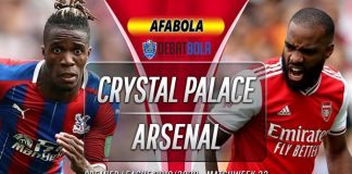 Prediksi Crystal Palace vs Arsenal 11 Januari 2020