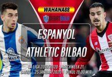 Prediksi Espanyol vs Athletic Bilbao 25 Januari 2020