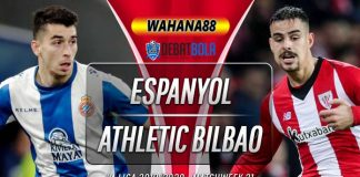 Prediksi Espanyol vs Athletic Bilbao 25 Januari 2020