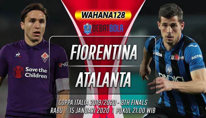 Prediksi Fiorentina vs Atalanta 15 Januari 2020