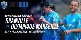 Prediksi Granville vs Marseille 18 Januari 2020