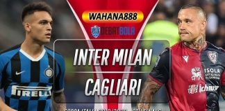 Prediksi Inter Milan vs Cagliari 15 Januari 2020