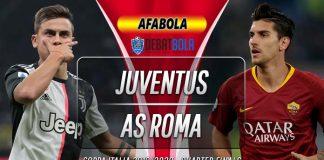 Prediksi Juventus vs Roma 23 Januari 2020