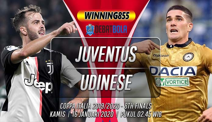 Prediksi Juventus vs Udinese 16 Januari 2020