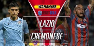 Prediksi Lazio vs Cremonese 15 Januari 2020