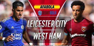 Prediksi Leicester City vs West Ham United 23 Januari 2020