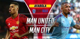 Prediksi Manchester United vs Manchester City 8 Januari 2020