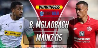 Prediksi Monchengladbach vs Mainz 05 25 Januari 2020