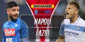 Prediksi Napoli vs Lazio 22 Januari 2020