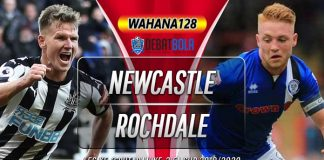 Prediksi Newcastle United vs Rochdale 15 Januari 2020