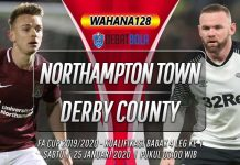 Prediksi Northampton Town vs Derby County 25 Januari 2020