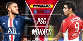 Prediksi PSG vs Monaco 13 Januari 2020