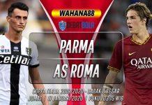 Prediksi Parma vs AS Roma 17 Januari 2020
