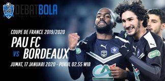Prediksi Pau vs Bordeaux 17 Januari 2020