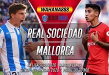 Prediksi Real Sociedad vs Mallorca 27 Januari 2020